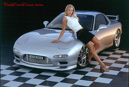 Mazdaspeed turbo with lovely model